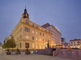 Imperial Hotel Ostrava, hotel v Ostravě