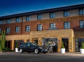 Castletroy Park Hotel, hotel in Limerick