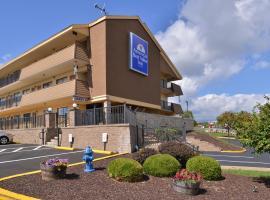 Americas Best Value Inn-Pittsburgh Airport, hotel near Pittsburgh International Airport - PIT,