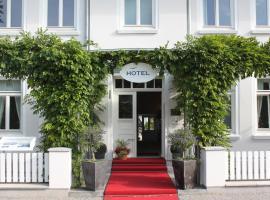 Hotel Seemöwe, hotel in Grömitz