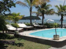 Pousada Coração da Ilha, hotel in Ilha do Mel