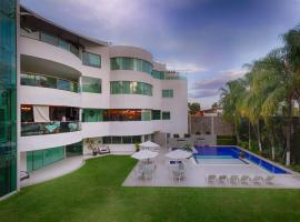 Hotel Rio 1300, hotel in Cuernavaca