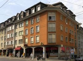 Hotel de la Vieille Tour, hotel in Vevey