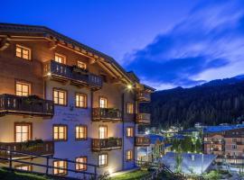 Hotel Chalet Del Sogno, hotel in Madonna di Campiglio