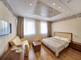 Three Crowns Hotel, hotel near Lviv International Airport - LWO,