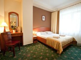Złoty Lin – hotel w Serocku