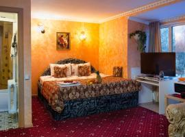 Guest House Vostryakovo, hotel with jacuzzis in Domodedovo