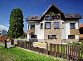 Villa Raj, dovolenkový dom v Hrabušiciach