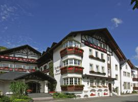 Landhotel Doerr, отель в городе Бад-Ласфе