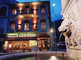 Paris Rome, hotel in Menton