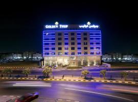 Golden Tulip Dammam Corniche Hotel, hotel em Dammam