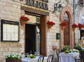 Locanda Del Duca, hotel a Gubbio