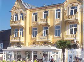 Aparthotel Am Meer, Ferienwohnung mit Hotelservice in Cuxhaven