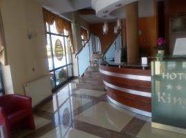 Hotel Restauracja Kinga, hotel in Katowice