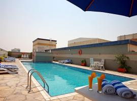 Rose Garden Hotel Apartments - Barsha, hotel in Dubai