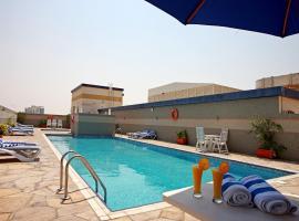 Rose Garden Hotel Apartments - Barsha, hotel near Mashreq Metro Station, Dubai