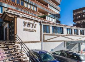 Hostal Yeti, hotel cerca de Dilar Ski Lift, Sierra Nevada