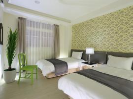 國城飯店,羅東鎮的飯店