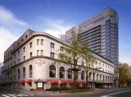 Hotel New Grand, hotel a Yokohama