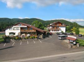 Waldhotel Dornröschenshöh, hotel near Waldecker Bergbahn, Hemfurth-Edersee