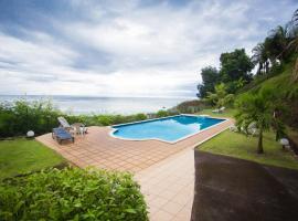 Residence Tahiri Appartement vue mer, apartamento em Punaauia
