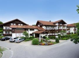 Concordia Wellnesshotel & SPA, hotel in Oberstaufen