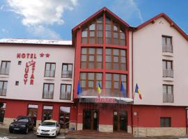 Hotel Lucy Star, hotel in Cluj-Napoca