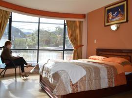 Club Ejecutivo Hotel, hotel em Baños