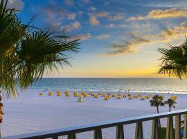 Alden Suites - A Beachfront Resort, hotel in St. Pete Beach