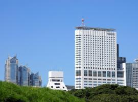 Odakyu Hotel Century Southern Tower, hotel near Meiji Jingu Shrine, Tokyo