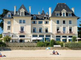 Hôtel Vacances Bleues Villa Caroline, hotel in La Baule