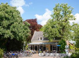 Restaurant Hotel Buitenlust, hotel dicht bij: Station Tiel, Amerongen