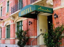 Hotel Amadeus, Hotel in der Nähe von: Barockschloss und Fasanenschlösschen Moritzburg, Dresden