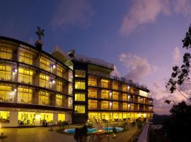 The Panoramic Getaway, hotel in Munnar