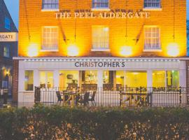 The Peel Aldergate, hotel in Tamworth