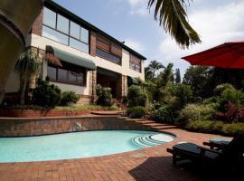 Ridgeview Lodge Guest House, hotel near Westridge Park Tennis Stadium, Durban