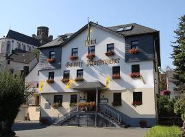 Goldener Pfropfenzieher, Hotel in der Nähe von: St. Goar Bahnhof, Oberwesel