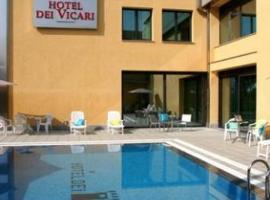 Hotel Dei Vicari, hotell i Scarperia