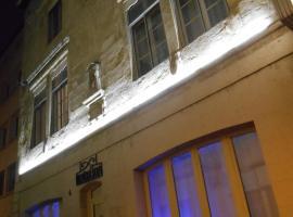 Hotel de Montaulbain, hôtel à Verdun-sur-Meuse