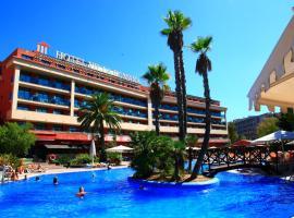 Ohtels Vil·la Romana, отель в Салоу
