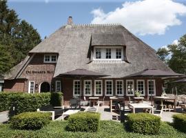 De Swarte Ruijter, hotel dicht bij: Station Ommen, Holten