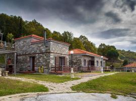 916 Mountain Resort, villa in Xanthi