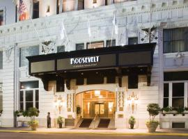 The Roosevelt Hotel New Orleans - Waldorf Astoria Hotels & Resorts, boutique hotel in New Orleans