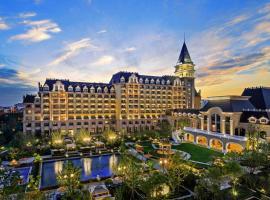 Hilton Qingdao Golden Beach, hotel in Huangdao