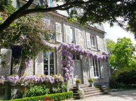 Jardin Secret, B&B in Avranches