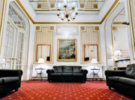 Hotel Viktoria Schönbrunn, отель в Вене
