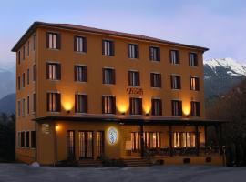 Albergo Ristorante Flora, отель в городе Витторио-Венето