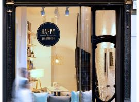 Happy guesthouse, B&B in Brussels