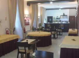 Hotel Due Colonne, отель в Кальяри