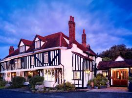 Marygreen Manor, hotel in Brentwood